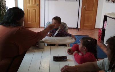 Új Gyereksarok Családok házában